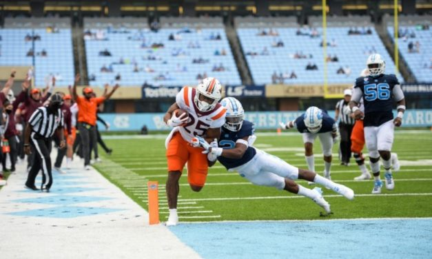 Six Takeaways in 60 Seconds: Looking Back At The Hokies Loss To North Carolina