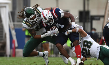 FQ FAU Film Room: Marshall's Man Coverage and How FAU Can Attack It