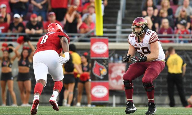 Noles Uniform Talk with TaReef KnockOut: Week 7 vs. Louisville