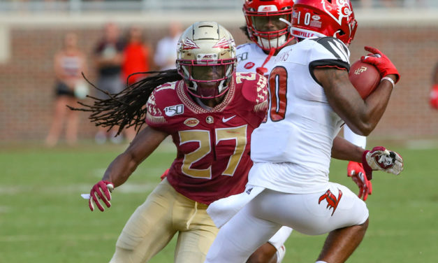 Florida Football Friday: FSU Looks to Even Record at Louisville