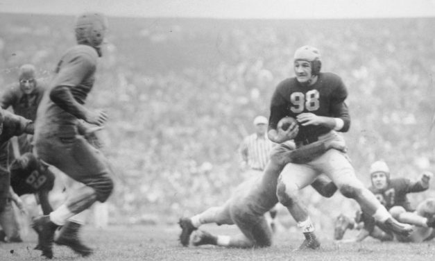 CFB Flashback: 80-Year Anniversary — Minnesota Takes Down Michigan in Top-3 Showdown, 7-6