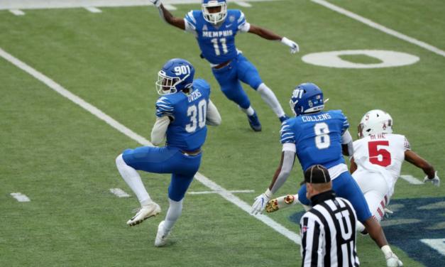 Top Individual Defensive Statistical Performances: College Football Week 8