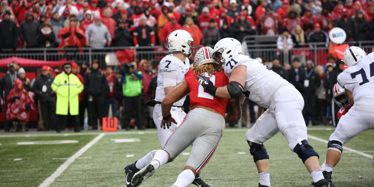 Remembering the Last Five: Ohio State vs. Penn State
