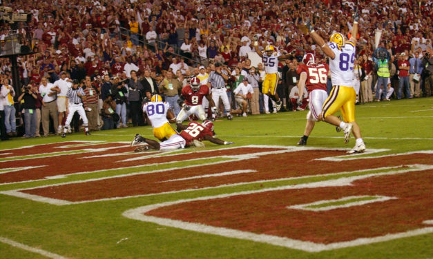 CFB Flashback: 15-Year Anniversary — LSU Hands Alabama First Loss in OT in Top-5 Match-up
