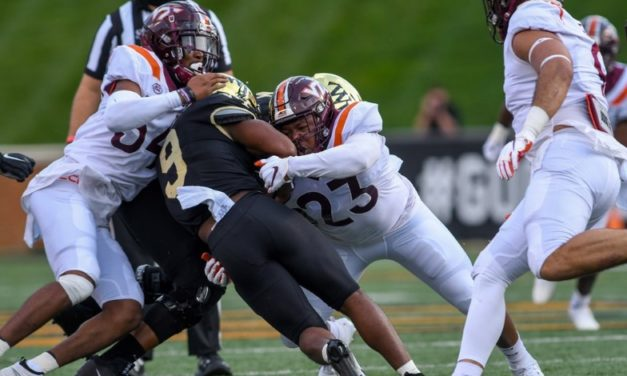 Six Takeaways in 60 Seconds: Looking Back On The Hokies' Defeat Against Wake Forest