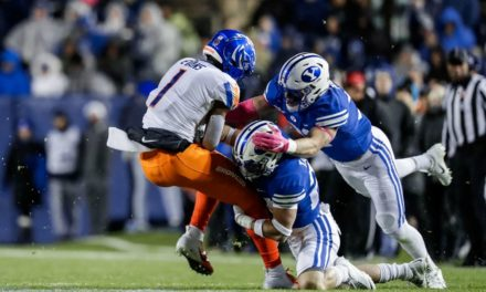 Preview: BYU Visits Boise State in Pivotal Top-25 Showdown