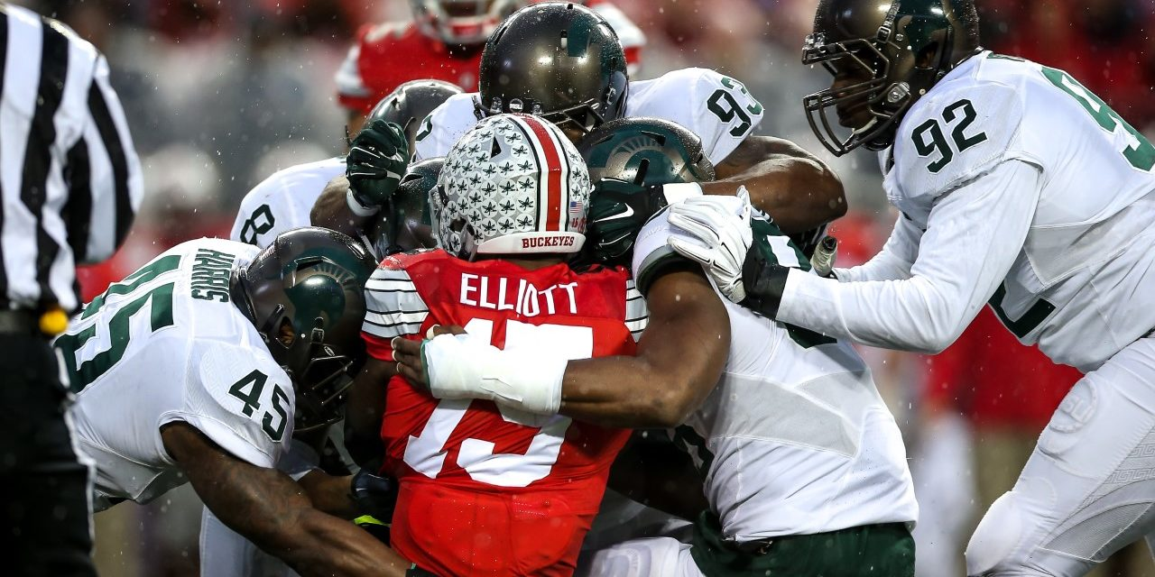 CFB Flashback: 5-Year Anniversary — Michigan State Uses Late FG To End Ohio State's 23-Game Winning Streak