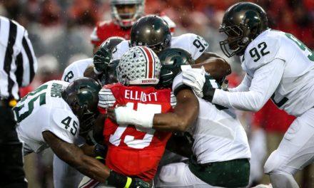 CFB Flashback: 5-Year Anniversary — Michigan State Uses Late FG To End Ohio State's 23-Game Winning Streak