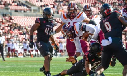 Six Takeaways in 60 Seconds: Peaking Back On The Hokies' Win at Louisville