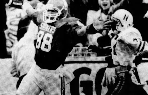 CFB Flashback: 35-Year Anniversary — Sooners Blast No. 2 Nebraska to Win Big 8 Title