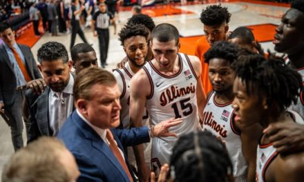 Illini at No. 8 in Preseason AP Poll
