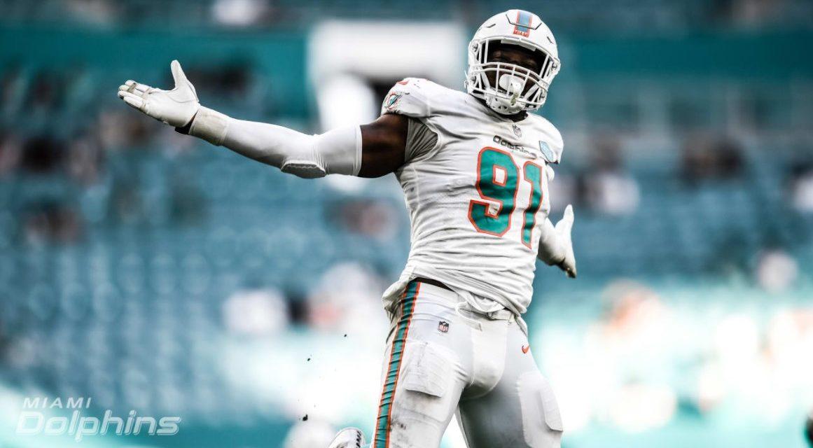 Miami Dolphins: 2020 Midseason Superlatives