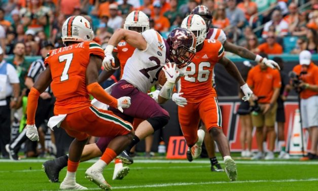 Florida Football Friday: Hurricanes Aim for Second Straight ACC Road Win in Blacksburg