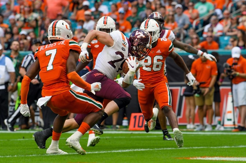 Florida Football Friday: Hurricanes Aim for Second Straight ACC Road Win in Blacksburg