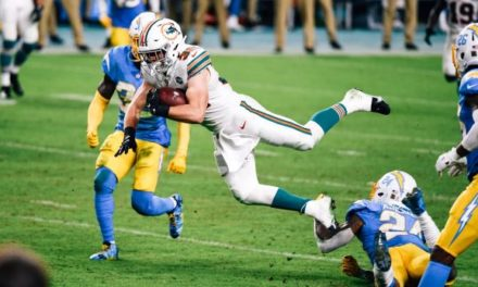 The Good, the Bad and the Dolphins: Week 10, 2020 — Miami Overpowers Chargers for Fifth Straight Win