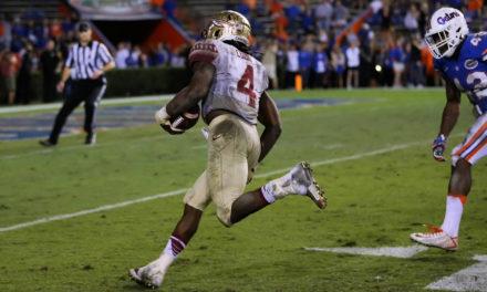 5-Year Nole Anniversary: Cook Runs FSU Past No. 10 Florida, 27-2