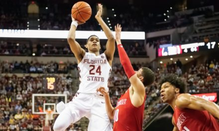 'Noles in the NBA: San Antonio Spurs Select Devin Vassell