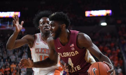 NBA 'Noles: Chicago Bulls Select Patrick Williams