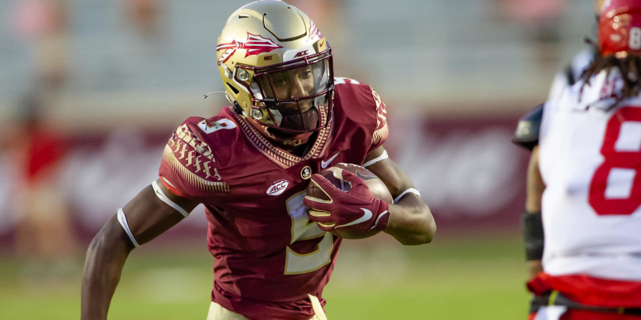 Assessing Norvell's FSU Offense in Year No. 1: Running Backs