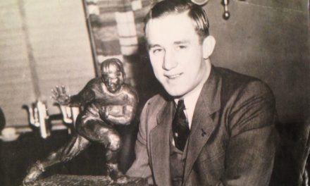 CFB Flashback: 85-Year Anniversary — Jay Berwanger Wins First Heisman Trophy