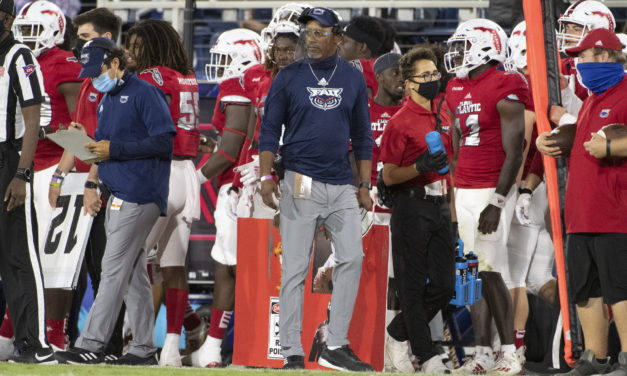 Timely Second Half Scoring Leads FAU to Victory Over UMass