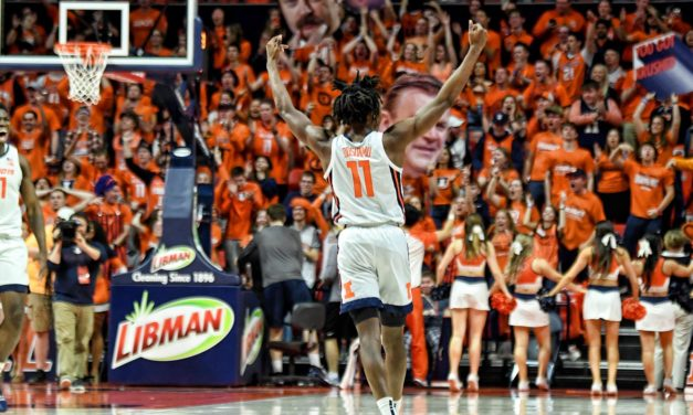 Illinois Hoops: Illini Rack Up on Individual Honors