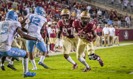 Assessing Norvell's FSU Offense in Year No. 1: Wide Receivers