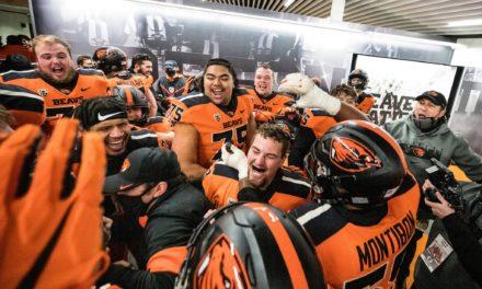 FQ's Team of the Week: Week 13, 2020 — Oregon State
