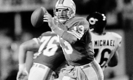 35-Year Phiniversary: Marino Leads Dolphins Past Undefeated Bears on MNF, 38-24