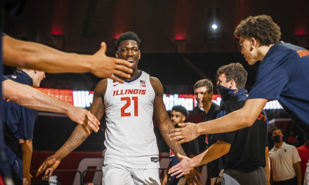 Illinois, Baylor Set for Top-5 Match-up