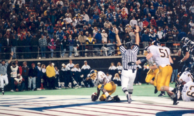 CFB Flashback: 25-Year Anniversary — Toledo Tops Nevada in Las Vegas Bowl, First-Ever FBS Overtime Contest