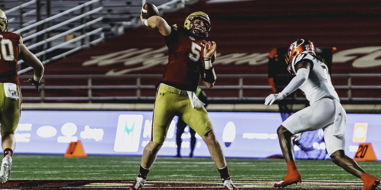 Week 13 ACC Preview: BC Looks to Continue Shattering Expectations