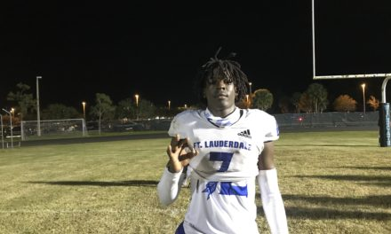 FAU Recruiting: '21 WR Edrine Locked In to FAU, Will Sign Early