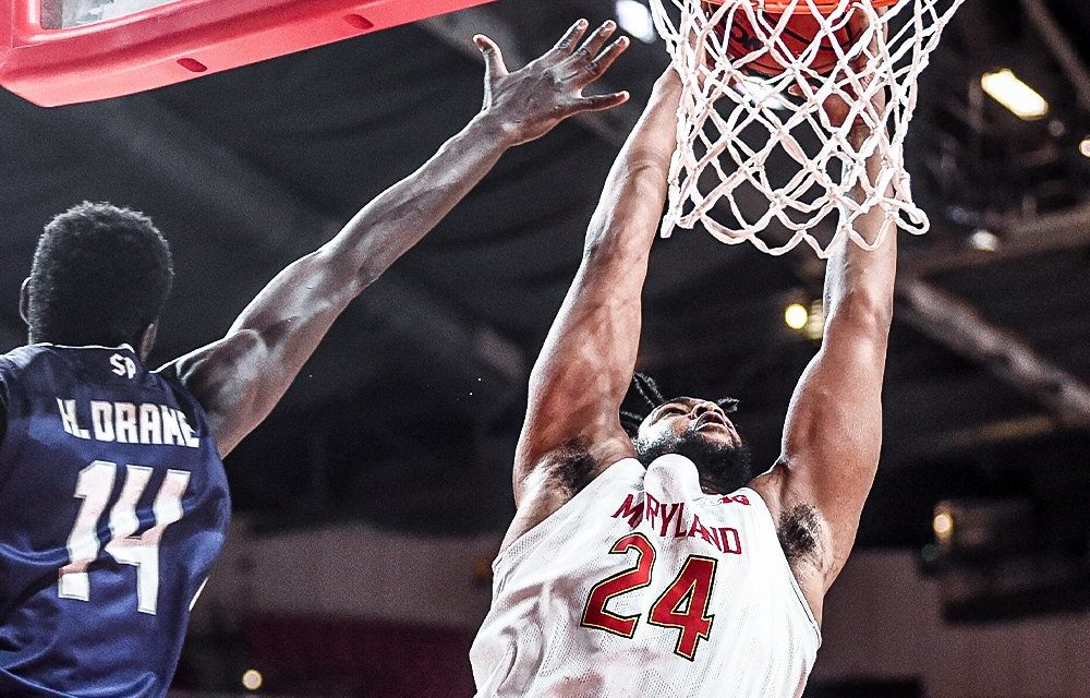 Preview: Maryland Looks to Make a Statement Against Clemson