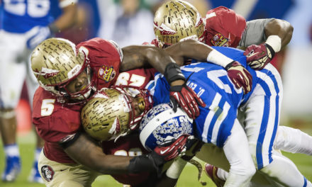 Noles Uniform Talk with TaReef KnockOut: Week 14 vs. Duke