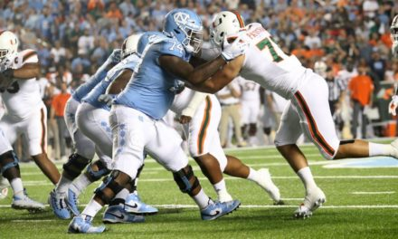 Florida Football Friday (Thursday Edition): Tar Heels Visit Miami for Contest with New Year's Six Implications