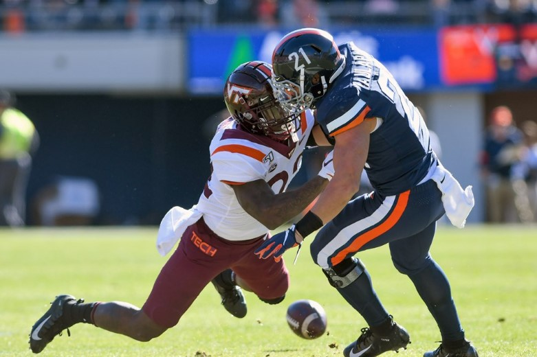 Virginia Tech Hokies Game Day: Virginia Pick and Preview