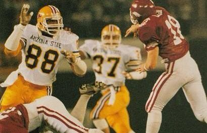 CFB Flashback: 35-Year Anniversary — Arkansas Edges Arizona State in Thrilling Holiday Bowl