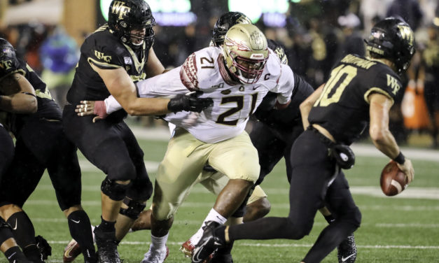 Noles Uniform Talk with TaReef KnockOut: Week 15 at Wake Forest