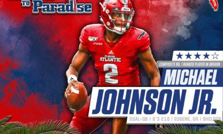 Former Penn State QB Michael Johnson Jr. Transfers to FAU