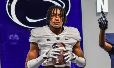 Former Penn State WR John Dunmore Transfers to FAU