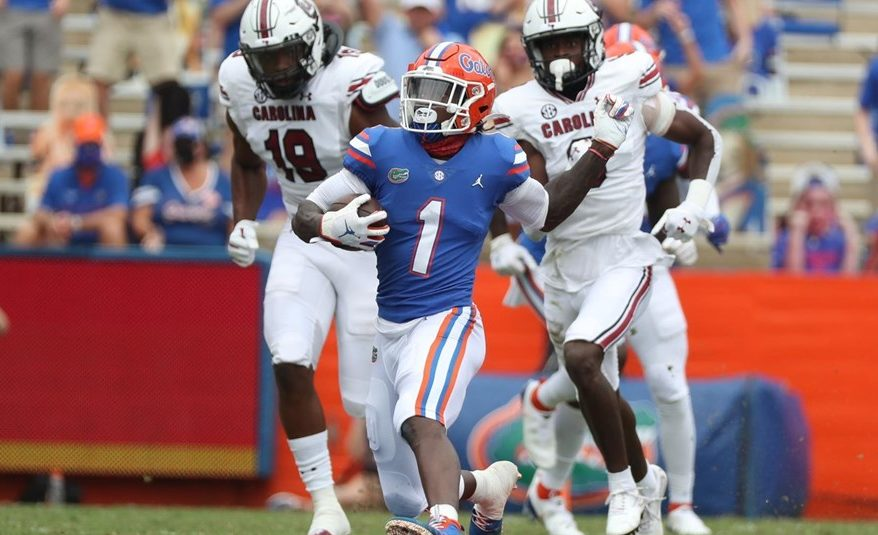 Florida Football Friday: Florida Faces Alabama for SEC Championship