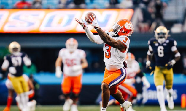 Clemson's ACC Championship Performance Left No Doubt