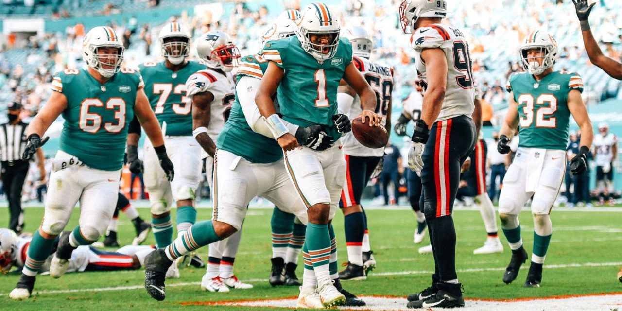 The Good, the Bad and the Dolphins: Week 15, 2020 — Dolphins Eliminate Patriots From Playoff Contention