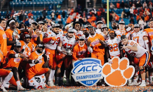 FQ's Team of the Week: Week 16, 2020 — Clemson