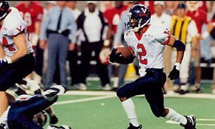 CFB Flashback: 25-Year Anniversary — Kick Return for TD Lifts Virginia Past Georgia in Peach Bowl