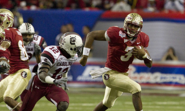 10-Year Nole Anniversary: FSU Caps 10-Win Season with Chick-fil-A Bowl Victory Over South Carolina