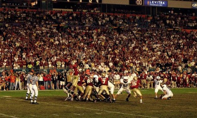 CFB Flashback: 15-Year Anniversary — Penn State Outlasts FSU in Triple-Overtime Orange Bowl Thriller