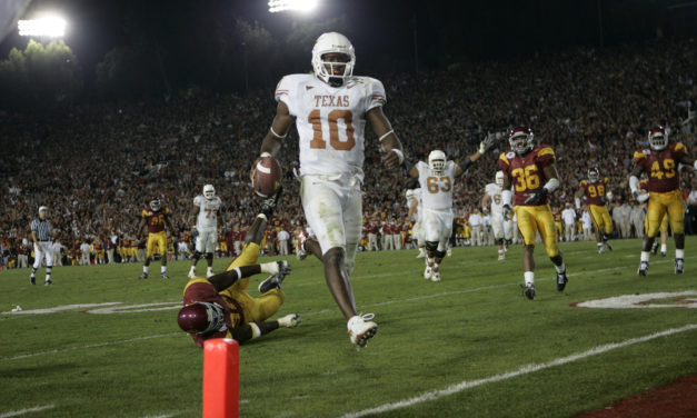CFB Flashback: 15-Year Anniversary — Young Carries Texas Past USC for National Title