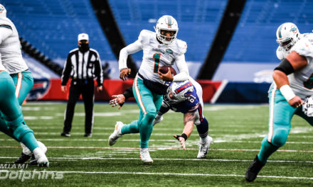 The Good, the Bad and the Dolphins: Week 17, 2020 — Miami's Playoff Hopes Die in Buffalo